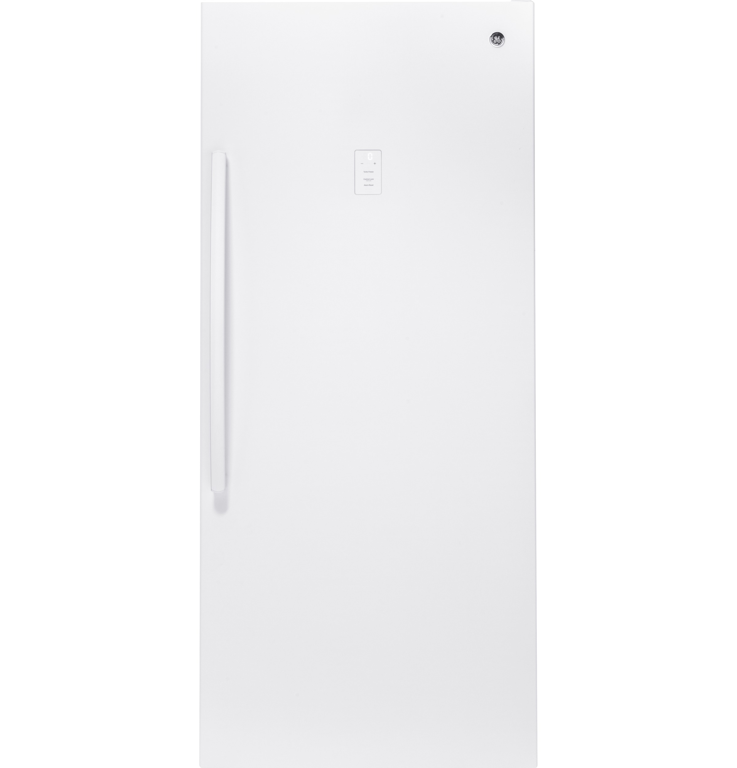 Model: FUF21DLRWW | GE® 21.3 Cu. Ft. Frost-Free Upright Freezer