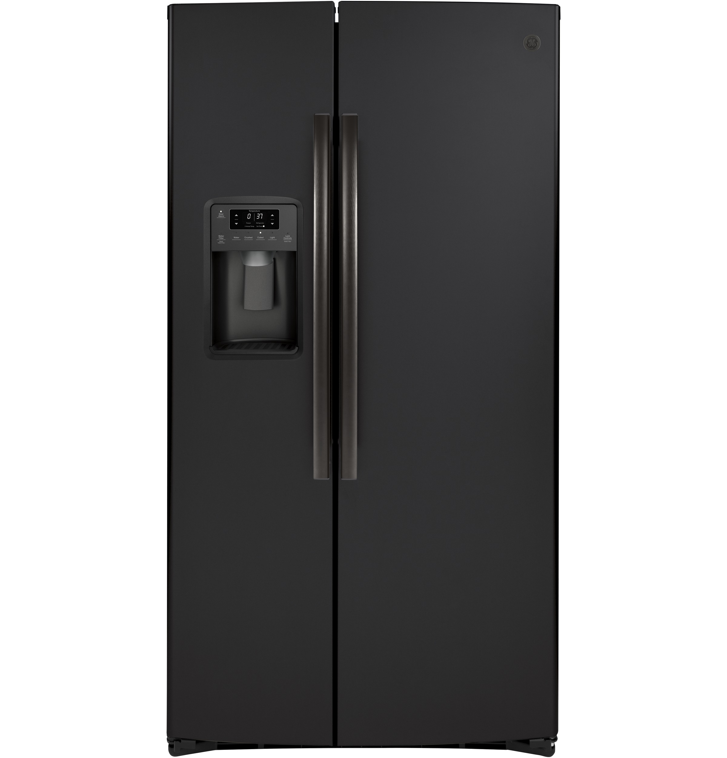 GE GE® 21.8 Cu. Ft. Counter-Depth Side-By-Side Refrigerator