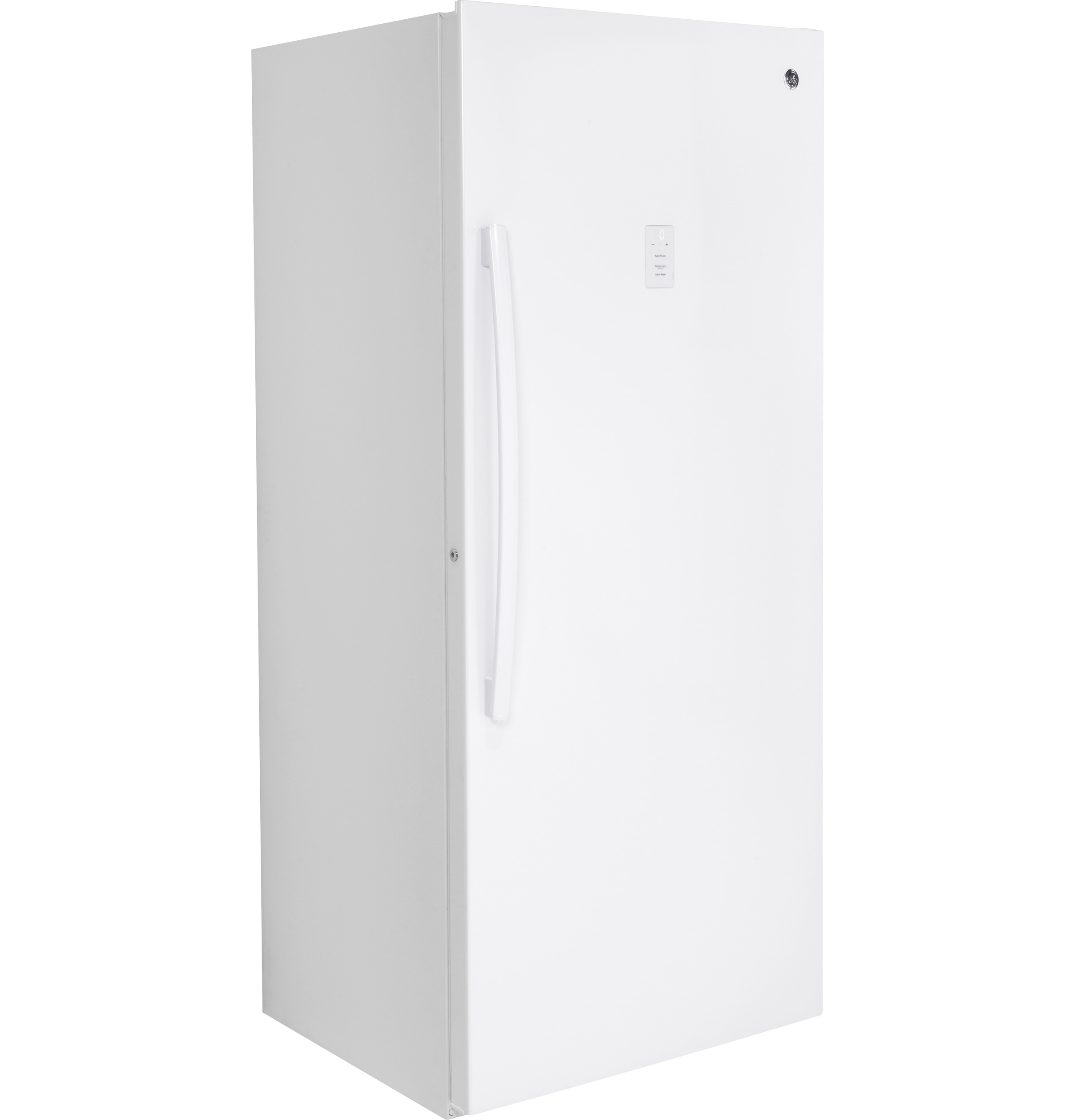 Model: FUF21SMRWW | GE® 21.3 Cu. Ft. Frost-Free Upright Freezer