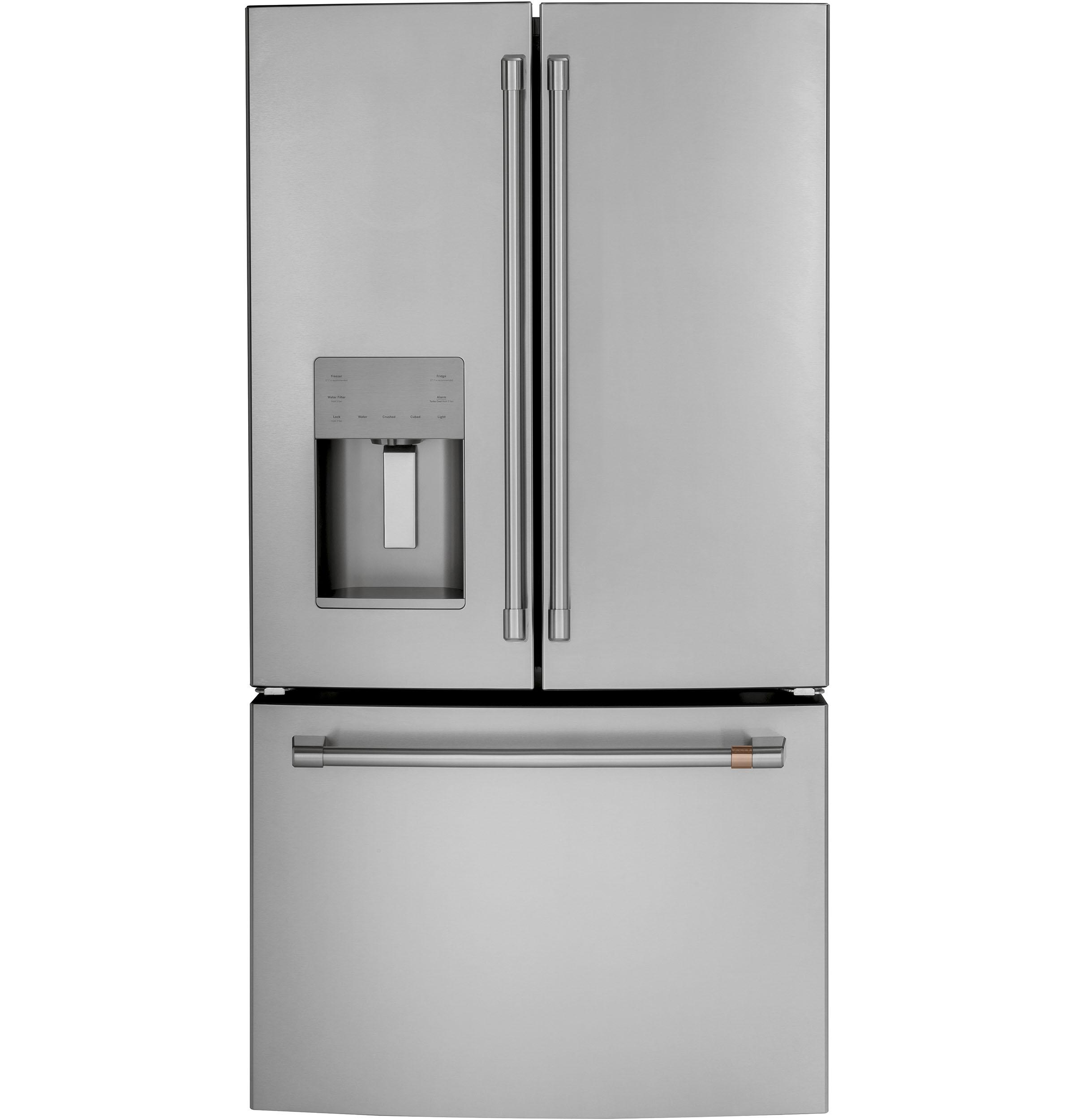 Café™ ENERGY STAR® 25.6 Cu. Ft. French-Door Refrigerator