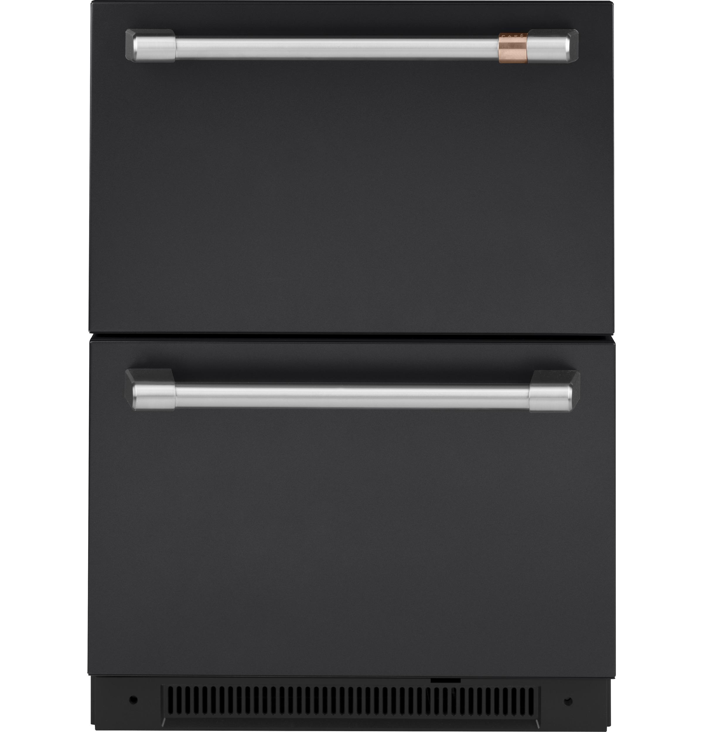 Model: CDE06RP3ND1 | Café™ 5.7 Cu. Ft. Built-In Dual-Drawer Refrigerator