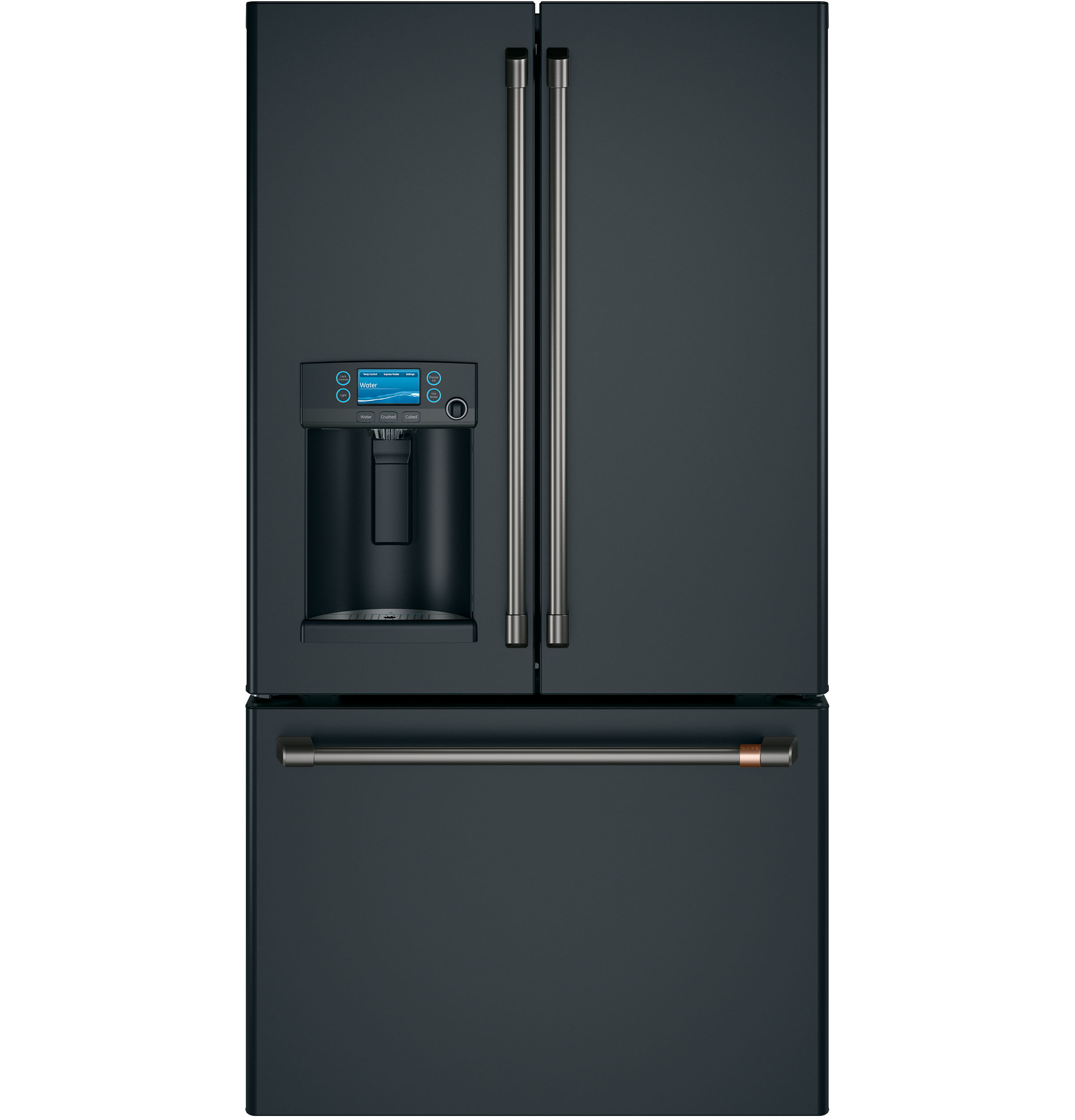 Model: CFE28TP3MD1 | Café™ ENERGY STAR® 27.8 Cu. Ft. French-Door Refrigerator with Hot Water Dispenser