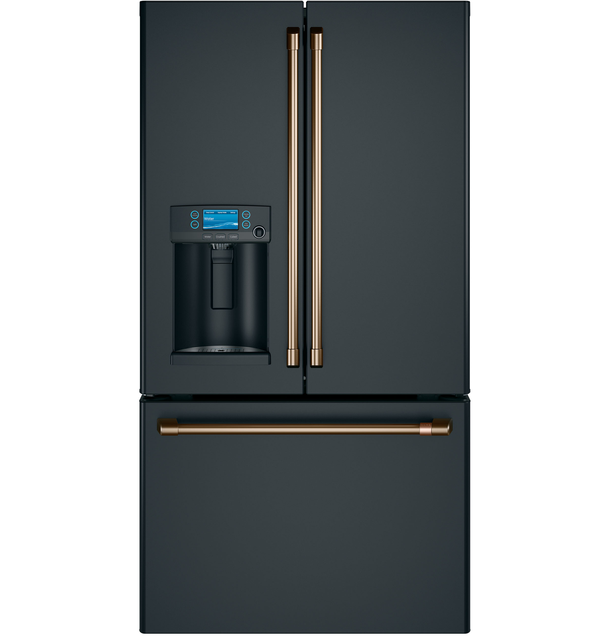 Model: CFE28TP3MD1   Café™ ENERGY STAR® 27.8 Cu. Ft. French-Door Refrigerator with Hot Water Dispenser