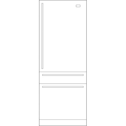 Model: ZIC30GNHII | Monogram 30