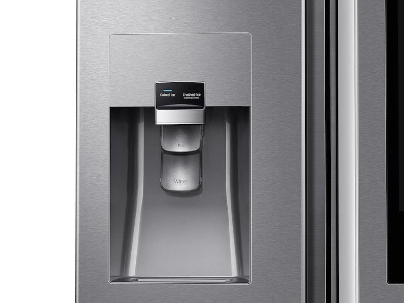 Model: RF22M9581SR | 22 cu. ft. Capacity Counter Depth 4-Door Flex™ Refrigerator with Family Hub™ (2017)