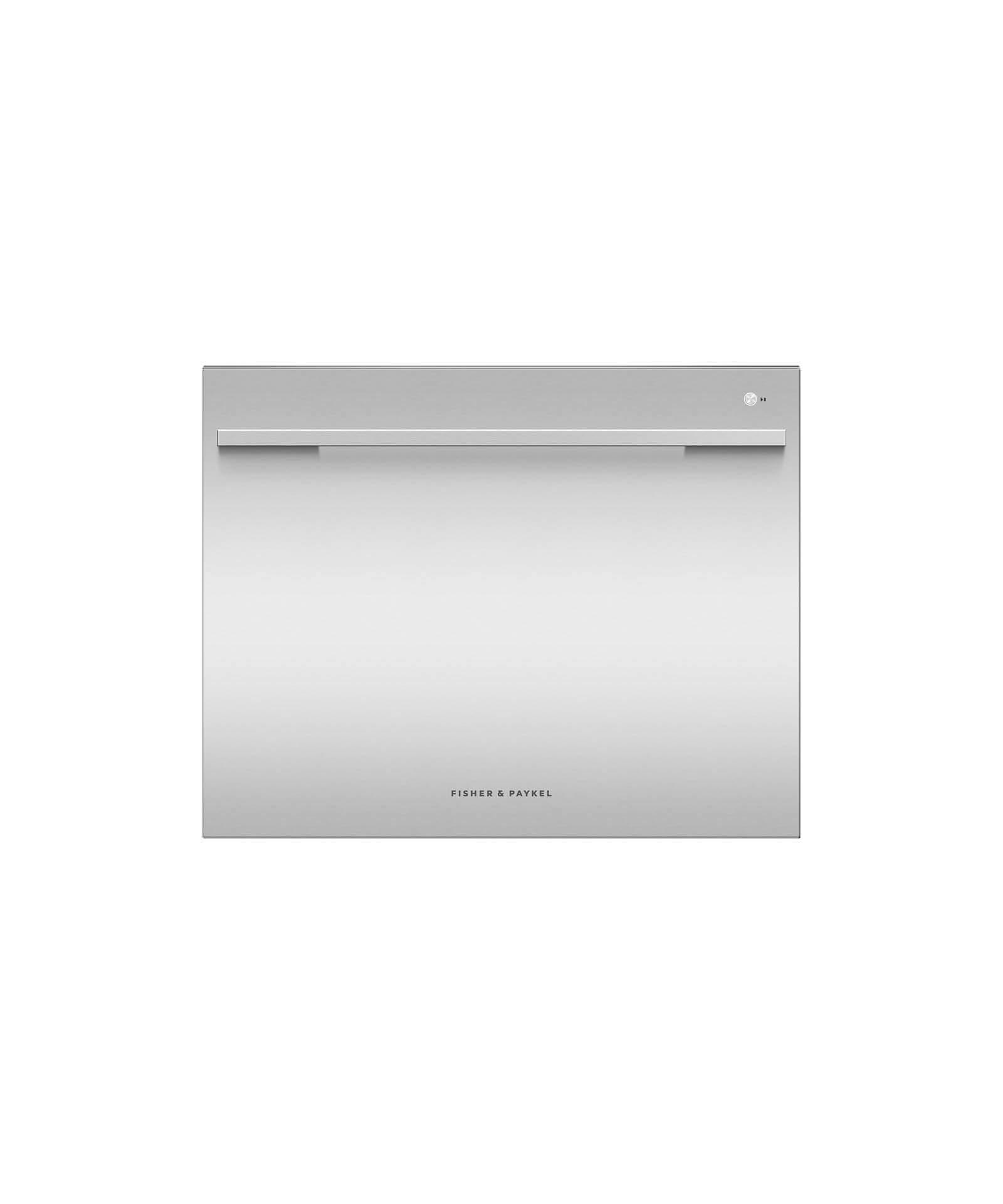 Single DishDrawer™ Dishwasher, 7 Place Settings, Sanitize (Tall)