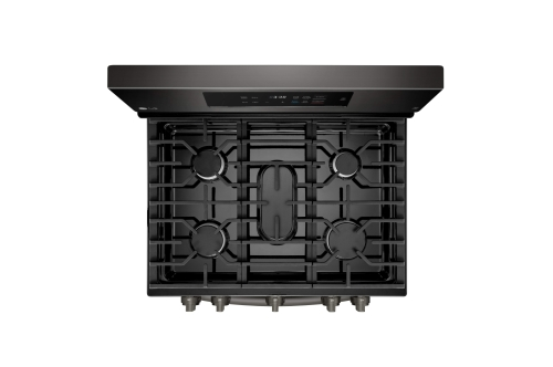 Model: LRG3194BD   LG 5.4 cu. ft. Gas Single Oven Range with Fan Convection and EasyClean