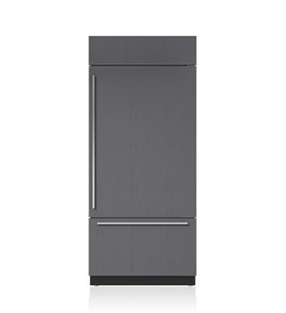 "Sub-Zero 36"" Classic Over-and-Under Refrigerator/Freezer - Panel Ready"