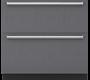 "Sub-Zero 36"" Designer Refrigerator/Freezer Drawers - Panel Ready"