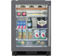 "Model: UC-24BA/O-LH   Sub-Zero Legacy Model - 24"" Undercounter Beverage Center - Panel Ready"