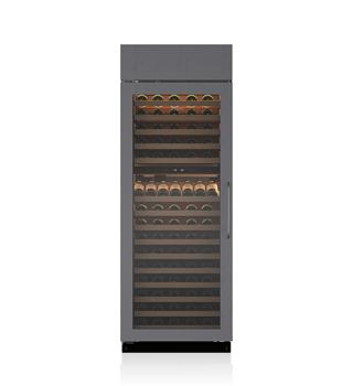 "Sub-Zero 30"" Classic Wine Storage - Panel Ready"