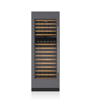"Sub-Zero 30"" Designer Wine Storage - Panel Ready"