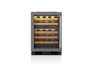 "Model: 424HAG/O-RH | Sub-Zero 24"" Undercounter Wine Storage - Panel Ready"