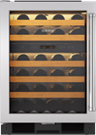 "Model: 424HAG/S/TH-RH | Sub-Zero 24"" Undercounter Wine Storage"