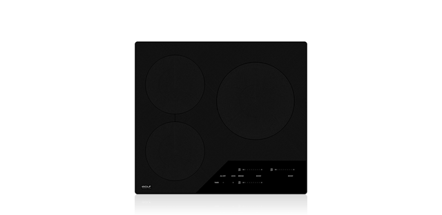 "Wolf 24"" Contemporary Induction Cooktop"