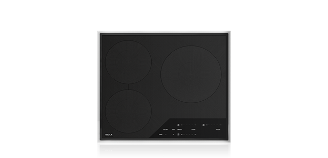 "Wolf 24"" Transitional Framed Induction Cooktop"