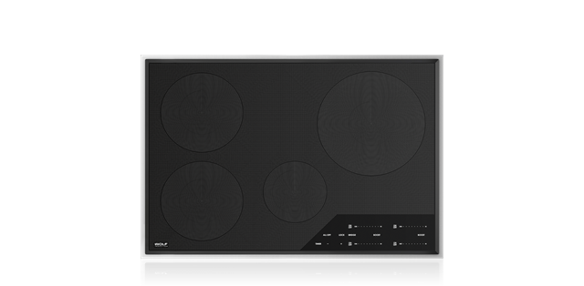 "Wolf 30"" Transitional Framed Induction Cooktop"