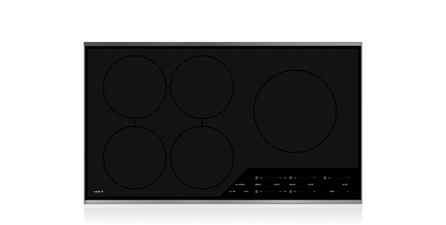 "Wolf 36"" Transitional Induction Cooktop"