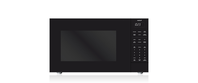 """Wolf 24"""" Standard Microwave Oven"""