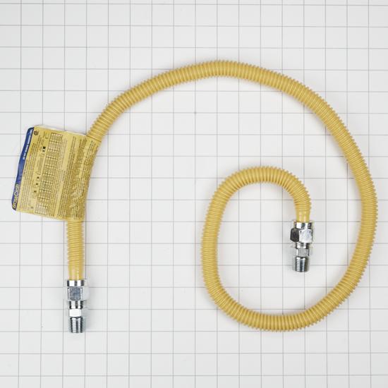 Unbranded Freestanding Range Gas Connector