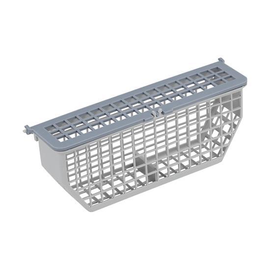 Unbranded Dishwasher Silverware Basket, Grey