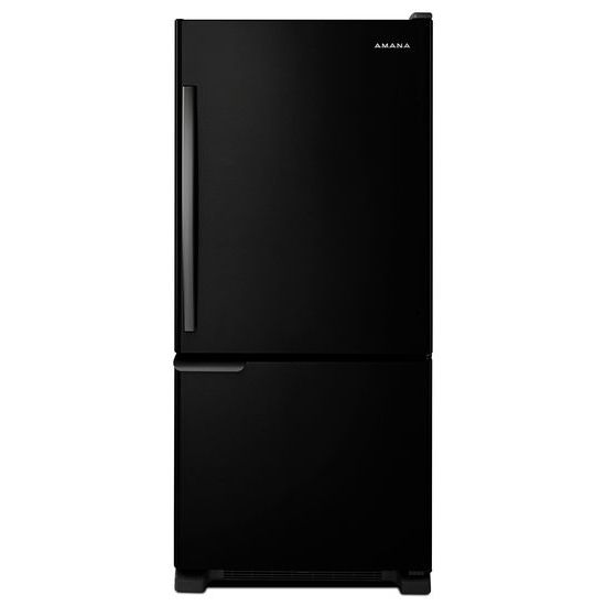 Amana 29-inch Wide Bottom-Freezer Refrigerator with Garden Fresh™ Crisper Bins -- 18 cu. ft. Capacity