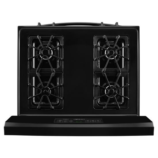 Model: AER6603SFB | 30-inch Electric Range with Self-Clean Option