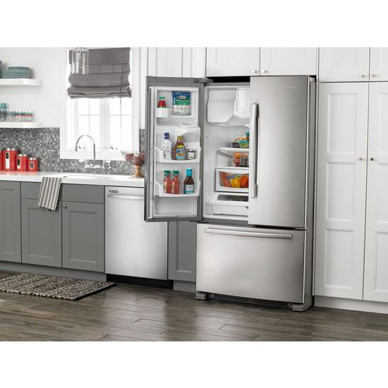 Model: AFI2539ERM | 36-inch French Door Bottom-Freezer Refrigerator with Fast Cool Option