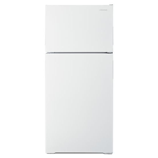 Amana 28-inch Top-Freezer Refrigerator with Dairy Bin