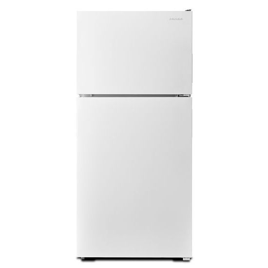 Amana 30-inch Wide Top-Freezer Refrigerator with Garden Fresh™ Crisper Bins - 18 cu. ft.