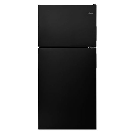 Amana 30-inch Amana® Top-Freezer Refrigerator with Glass Shelves