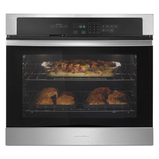 Model: AWO6313SFS | 5.0 cu. ft. Thermal Wall Oven