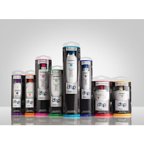 Model: EDR7D1   EveryDrop Ice & Water Refrigerator Filter 7