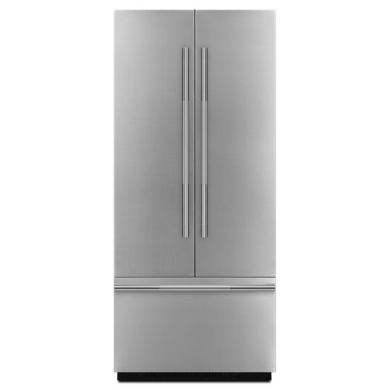 "Jenn-Air RISE™ 36"" Fully Integrated Built-In French Door Refrigerator Panel-Kit"