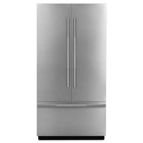 "Jenn-Air RISE™ 42"" Fully Integrated Built-In French Door Refrigerator Panel-Kit"
