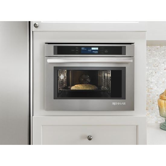 "Model: JBS7524BS | Jenn-Air Euro-Style 24"" Steam and Convection Wall Oven"