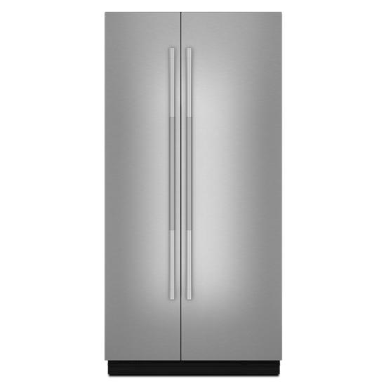 "Jenn-Air RISE™ 42"" Fully Integrated Built-In Side-by-Side Refrigerator Panel-Kit"
