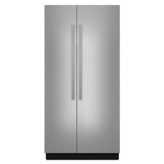 "Jenn-Air NOIR™ 42"" Fully Integrated Built-In Side-by-Side Refrigerator Panel-Kit"