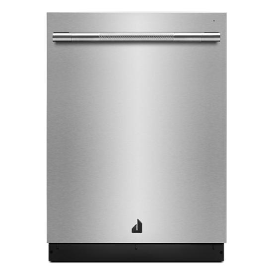 "Jenn-Air RISE™ 24"" TriFecta™ Dishwasher, 38 dBA"