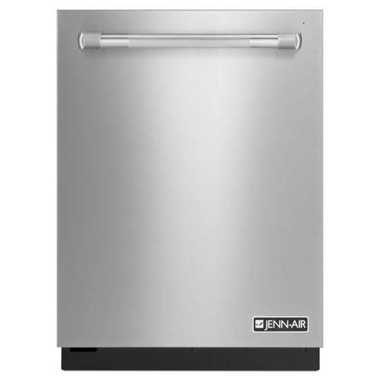 "Jenn-Air Pro-Style® 24"" Built-In TriFecta™ Dishwasher, 38dBA"