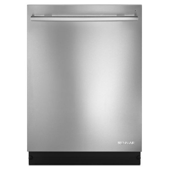 "Jenn-Air Euro-Style 24"" Built-In TriFecta™ Dishwasher, 38dBA"