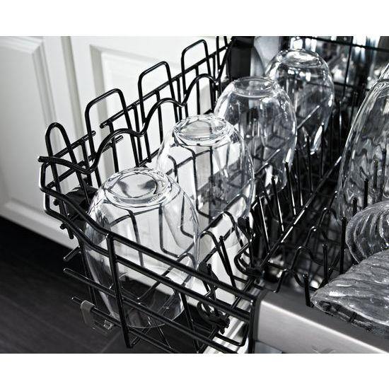 "Model: JDTSS246GS | Euro-Style 24"" Built-In TriFecta™ Dishwasher, 38dBA"