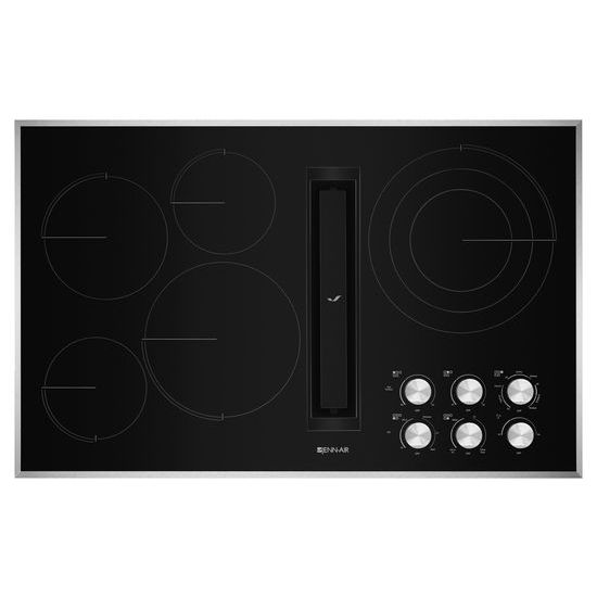 "Jenn-Air Euro-Style 36"" JX3™ Electric Downdraft Cooktop"