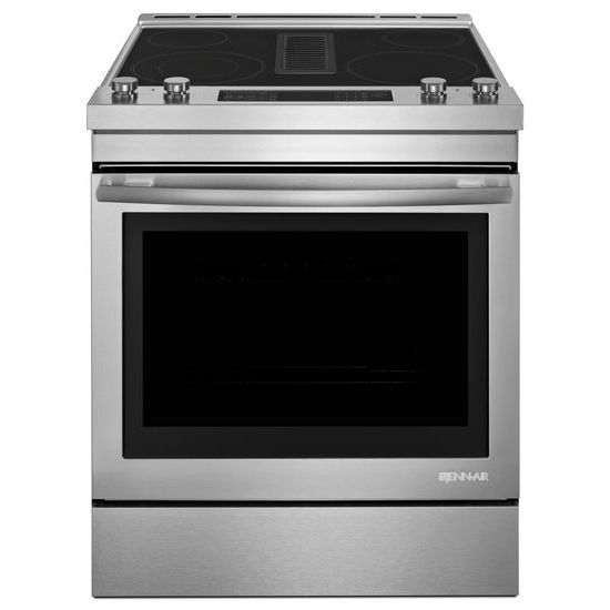 "Jenn-Air Euro-Style 30"" Electric Downdraft Range"