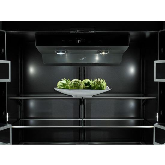 "Model: JF36NXFXDE | Jenn-Air 36"" Built-In French Door Refrigerator"