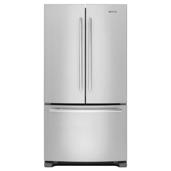 "Jenn-Air 69"" Counter-Depth, French Door Refrigerator with Internal Water/Ice Dispensers"