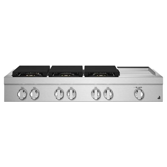 "Jenn-Air NOIR™ 48"" Gas Rangetop"