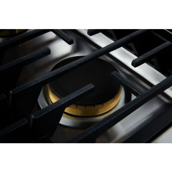 "Model: JGD3536GS | Jenn-Air Euro-Style 36"" JX3™ Gas Downdraft Cooktop"