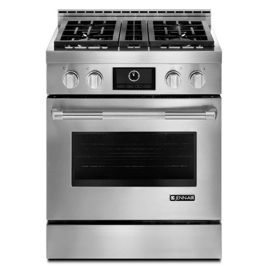 """Jenn-Air Pro-Style® 30"""" Gas Range with MultiMode® Convection"""