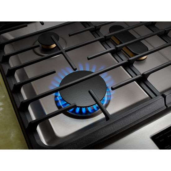 "Model: JGS1450FS | Jenn-Air Euro-Style 30"" Slide-In Gas Range"